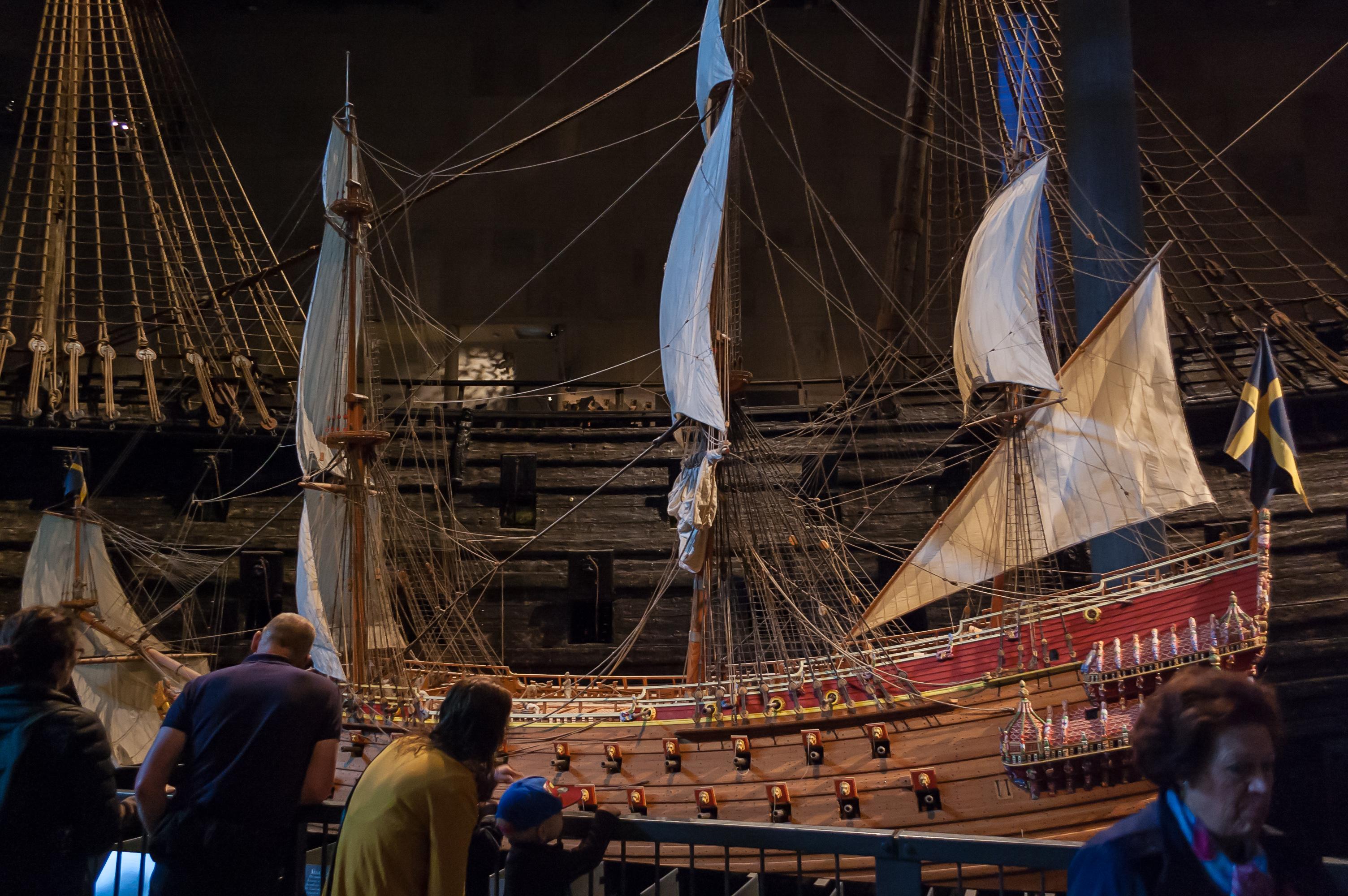 Sweden 2015 iv vasa museum for Vasa ship